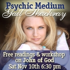 Gail Thackray - Psychic Medium
